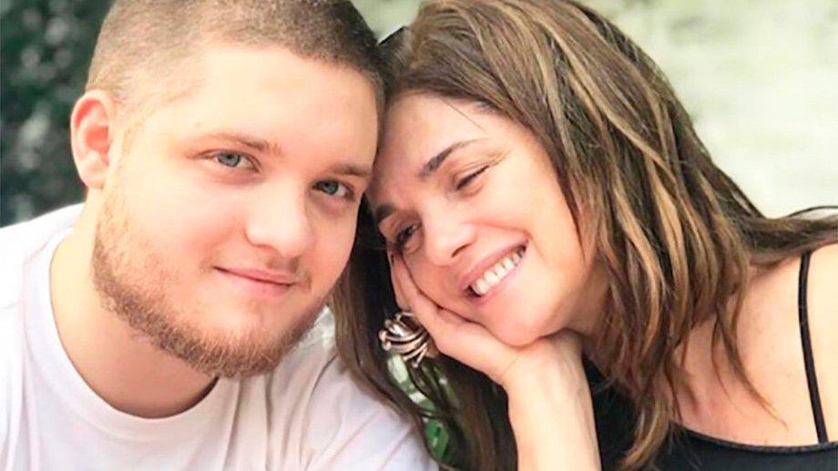 Araceli González publicó un conmovedor texto en apoyo a su hijo Toto Kirzner.