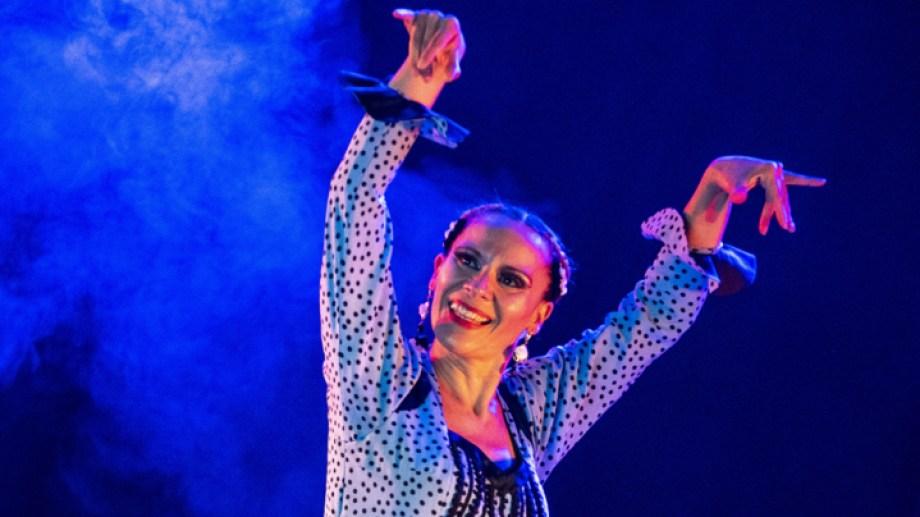 Componen la propuesta: Folclórica y Danza Española. Foto gentileza