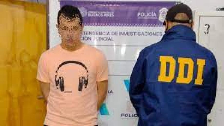 Gustavo Alejandro Arbelo fue detenido después de haber confesado el crimen.