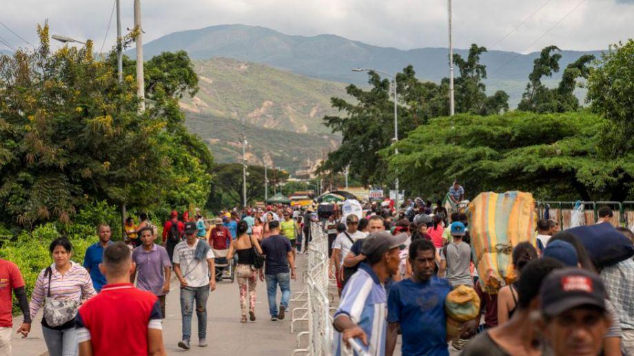 Según Naciones Unidas más de cinco millones de venezolanos dejaron su país, de los cuales 1,7 millones migraron a Colombia.