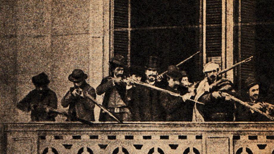 Revolución del Parque: boinas, trampas y 2 armas humeantes