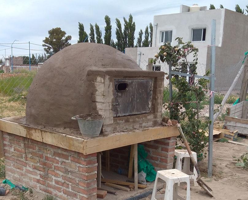Asi Construi Mi Propio Horno De Barro En Casa El Paso A Paso