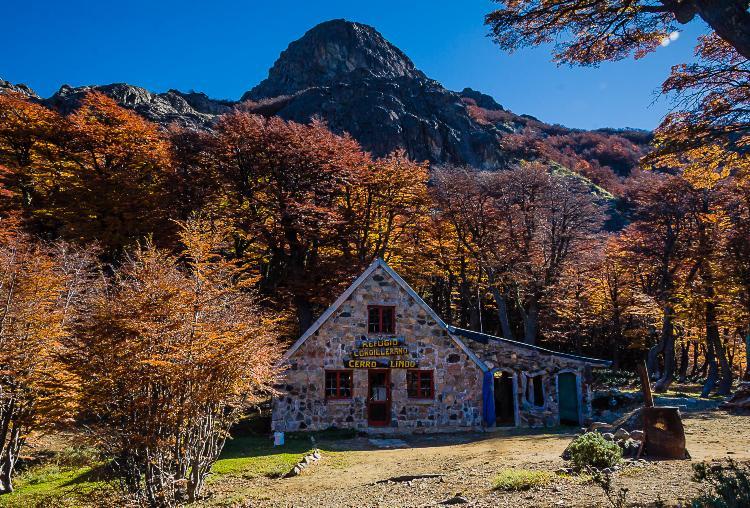 Resultado de imagen de refugio del cerro lindo