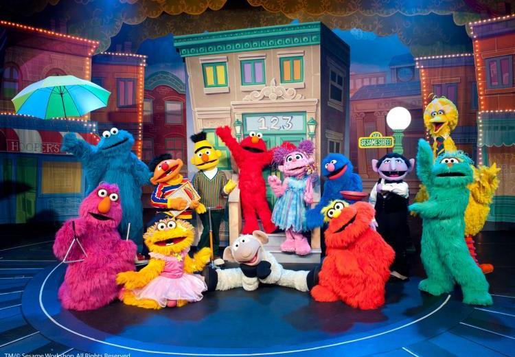 """Vuelven """"Plaza Sésamo"""" y los """"Muppets"""""""