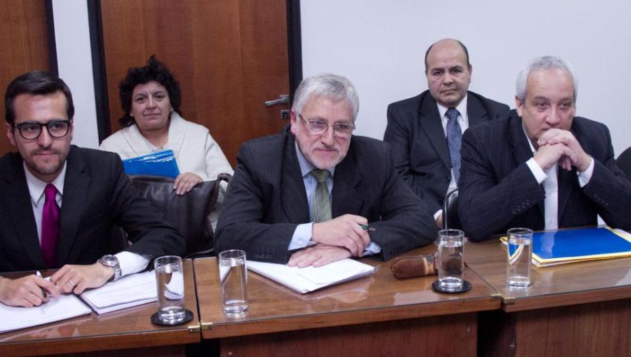 Resultado de imagen para juicio abreviado para el exministro Contreras