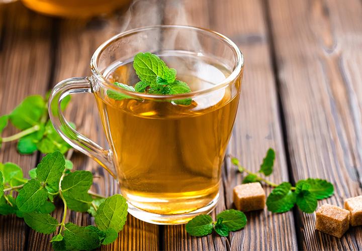 Cuándo tomar un té de menta, boldo y manzanilla?
