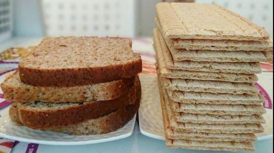 galletas de salvado de trigo para adelgazar