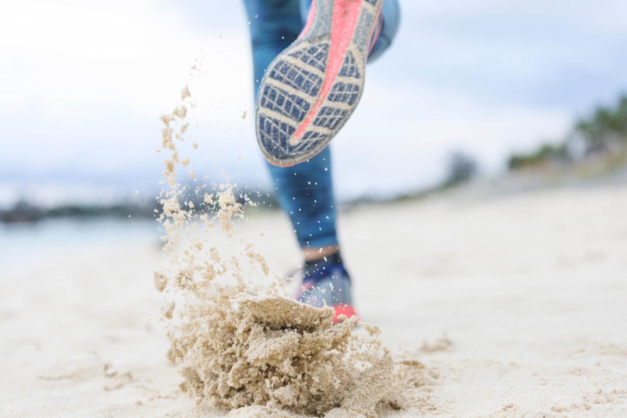 se sale a correr antes o despues de desayunar